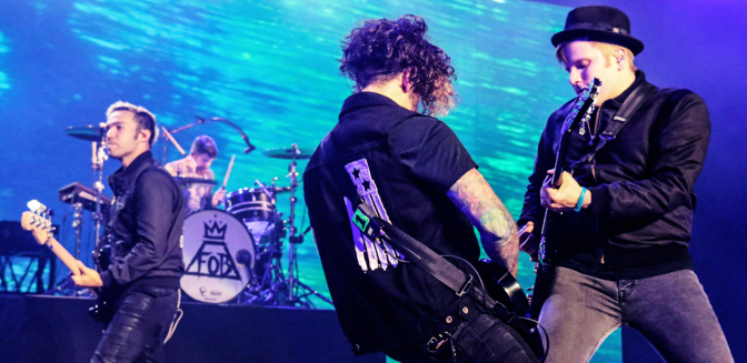 Opinión: ¿Se separa Fall Out Boy?