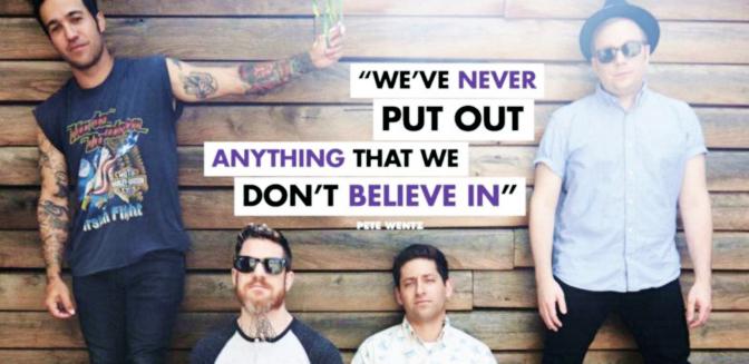 Entrevista con Kerrang!: Lo sentimos, chicos, el perro se comió nuestros deberes… |Traducido